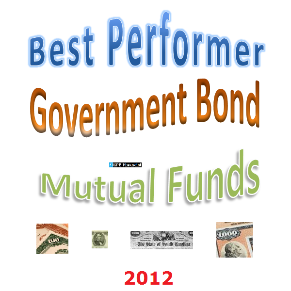 Top 10 Best Government Bond Mutual Funds 2012 | MEPB