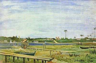 Lagoa Santa - Guignard e suas pinturas ~ Pintor de Minas Gerais