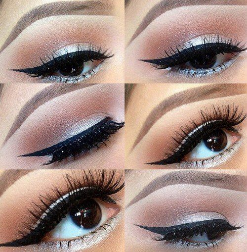 Don't Miss These Stunning Eye Make-Up Ideas