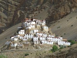 Desa Kibber, Desa Unik Tertinggi di Dunia
