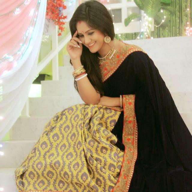 Trina Saha Star Jalsha Serial Khokababu Cute