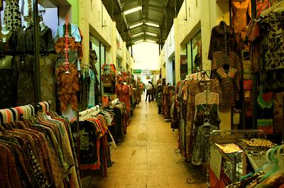 Pusat Grosir Batik Terlengkap di Indonesia