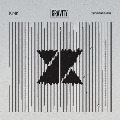 KNK - Gravity (EP) -  Album Download, Itunes Cover, Official Cover, Album CD Cover Art, Tracklist