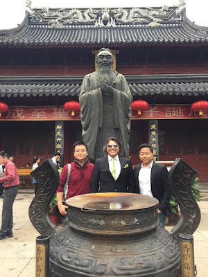 Εντυπωσιακός ο Ψηνάκης στην Κίνα…με τιμές αρχηγού κράτους!