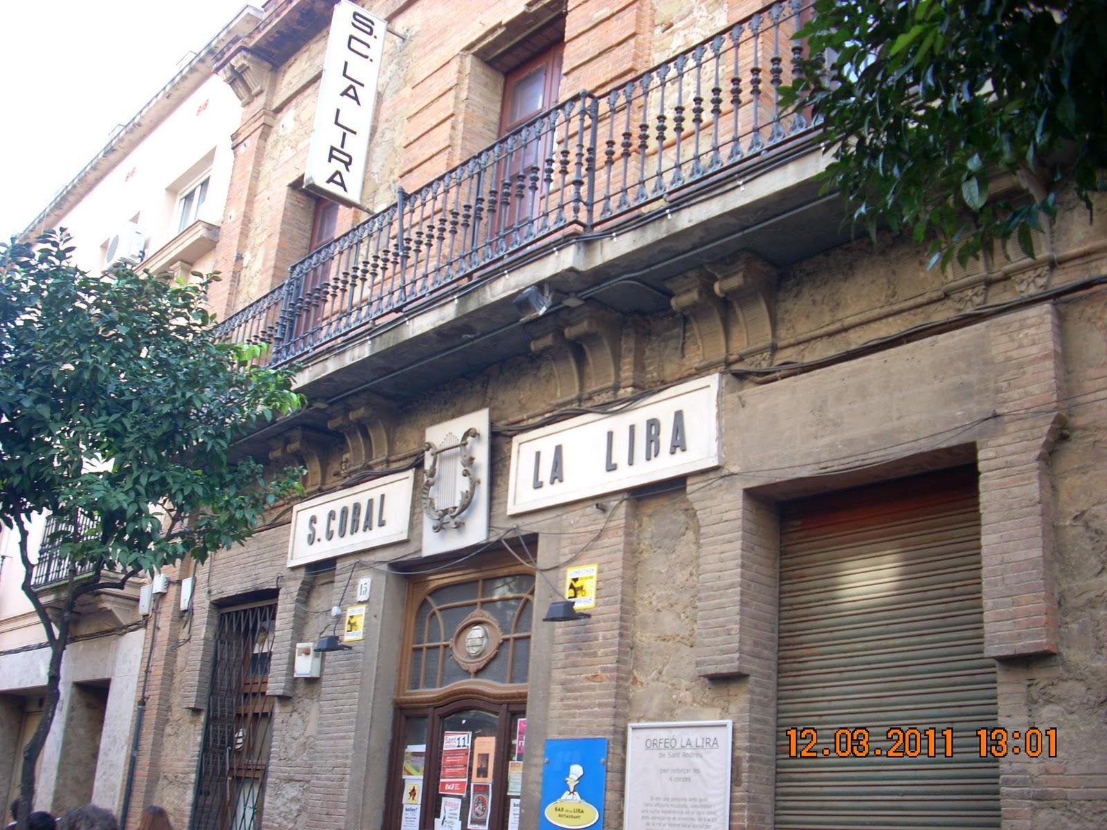 Patrimonio olvidado cuento de barrio un creativo 2 0 en - Barrio de sant andreu ...