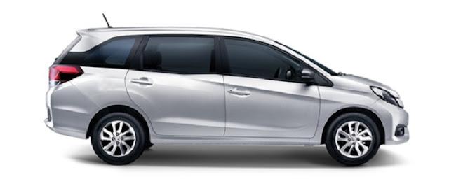 Honda Mobilio Mobil Yang Paling Nyaman Untuk Mudik