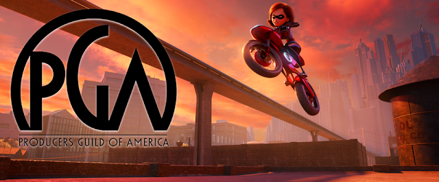 Incredibles Producers Guild of America