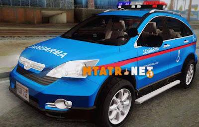Honda CR-V Jandarma