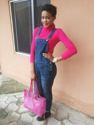 Becky From Lagos Is Looking For Cute And Vibrant Guy For A Se.x Relationship