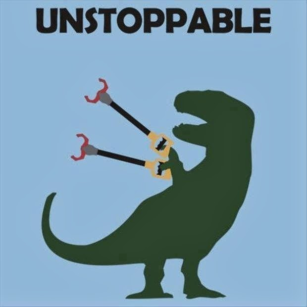 awesome and unstoppable