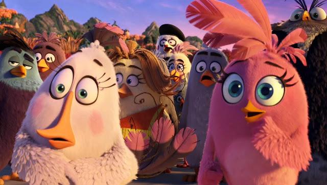 Fotograma: Angry Birds. La película