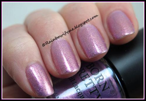 Born Pretty Starry Sky nail polish #048