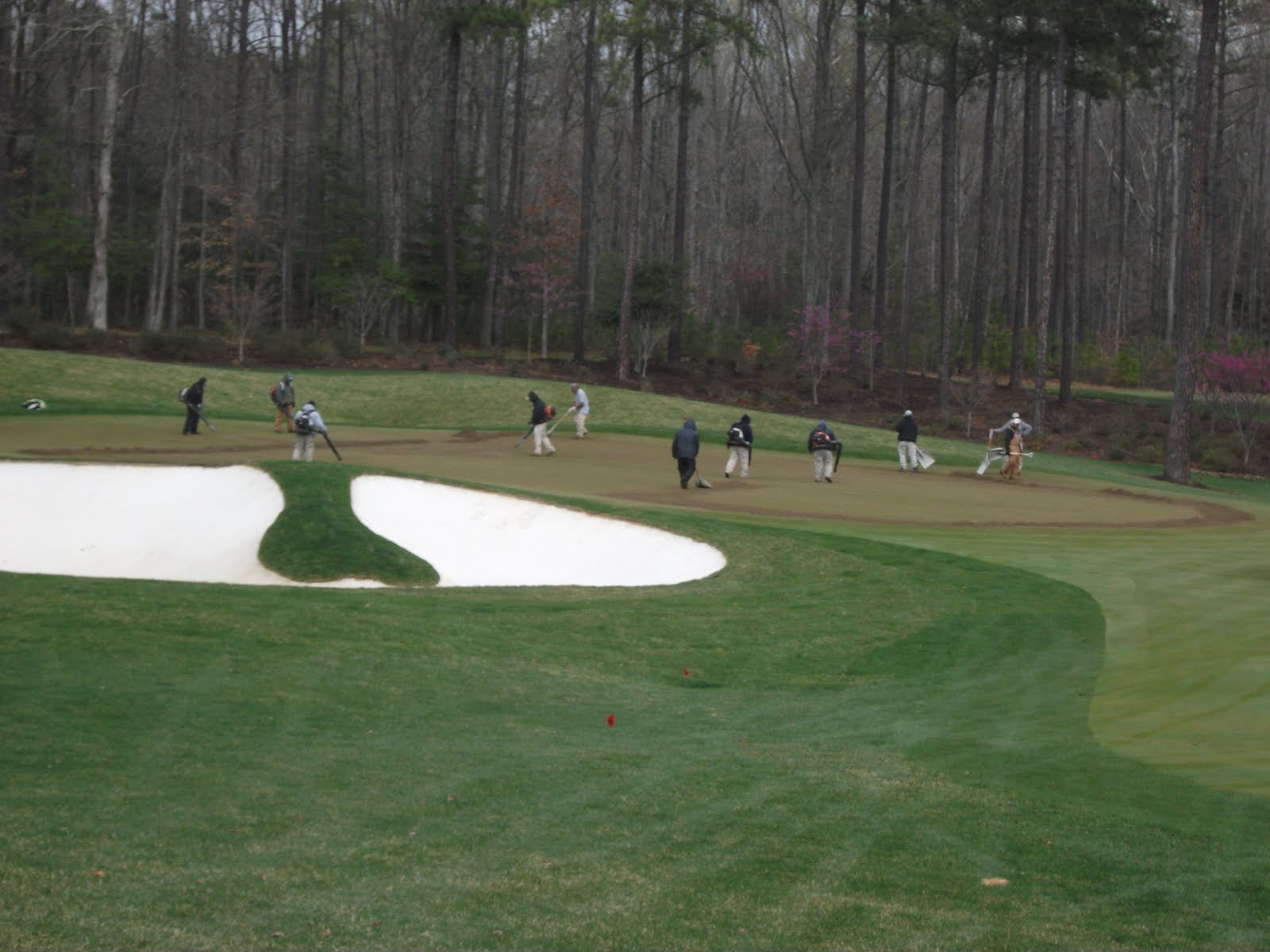 Kinloch Golf Club Golf Course Operations: Another Spring