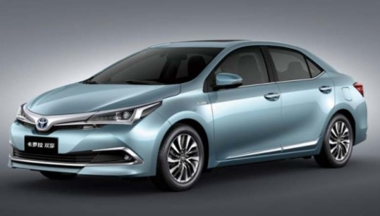 Toyota Corolla Hybrid 2020 car review