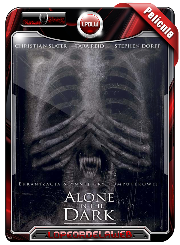 Alone in the Dark (2005) | Solo en la Oscuridad | 720p Dual
