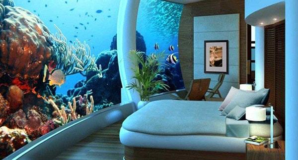 Подводные здания