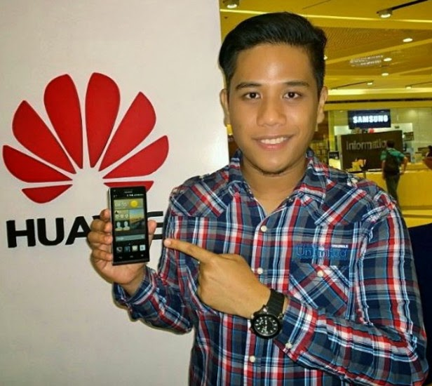 Huawei Ascend G6 Philippines, Huawei Ascend G6, Mark Milan Macanas