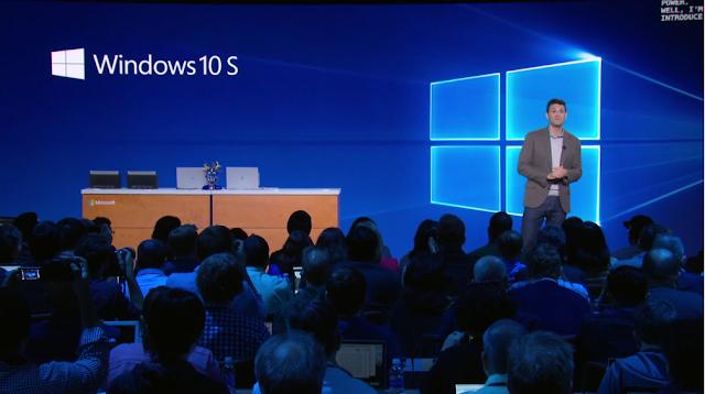 Fitur Dari Windows 10 S Yang Wajib Diketahui