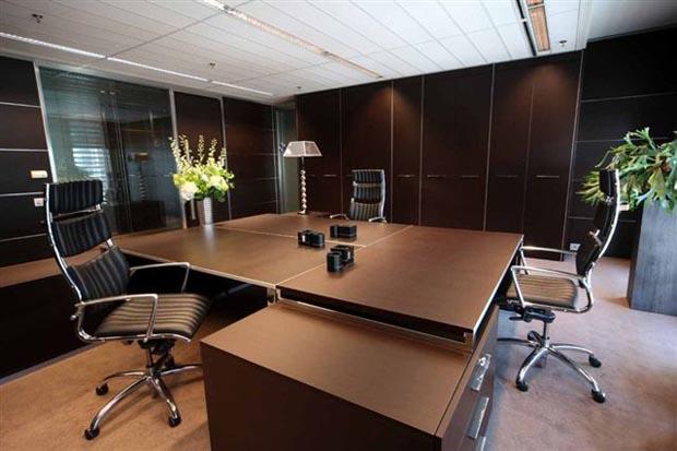 Mi casa es mi castillo for Empresas de mobiliario de oficina
