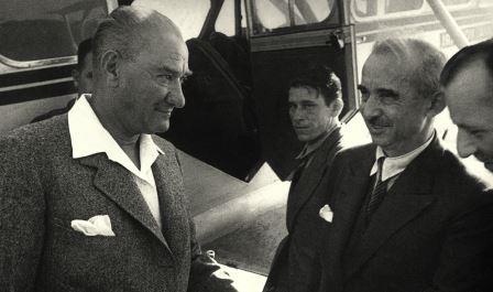 Atatürk'ün Azınlıklara Bakışı (Anı)