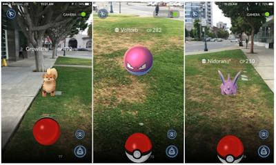 Tips dan Trik Bermain Pokemon Go