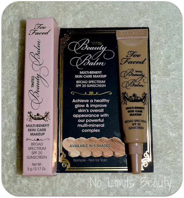 Tinted Beauty Balm SPF 20 de Too Faced