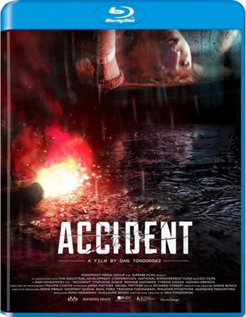 Accident BluRay 300MB