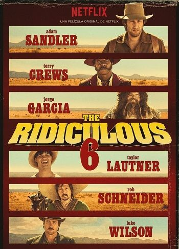 The Ridiculous 6 (2015) Single Link, Direct Download The Ridiculous 6 (2015) WEBRip