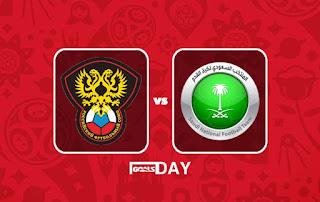 Russia vs Saudi Arabia – Highlights & All Goals
