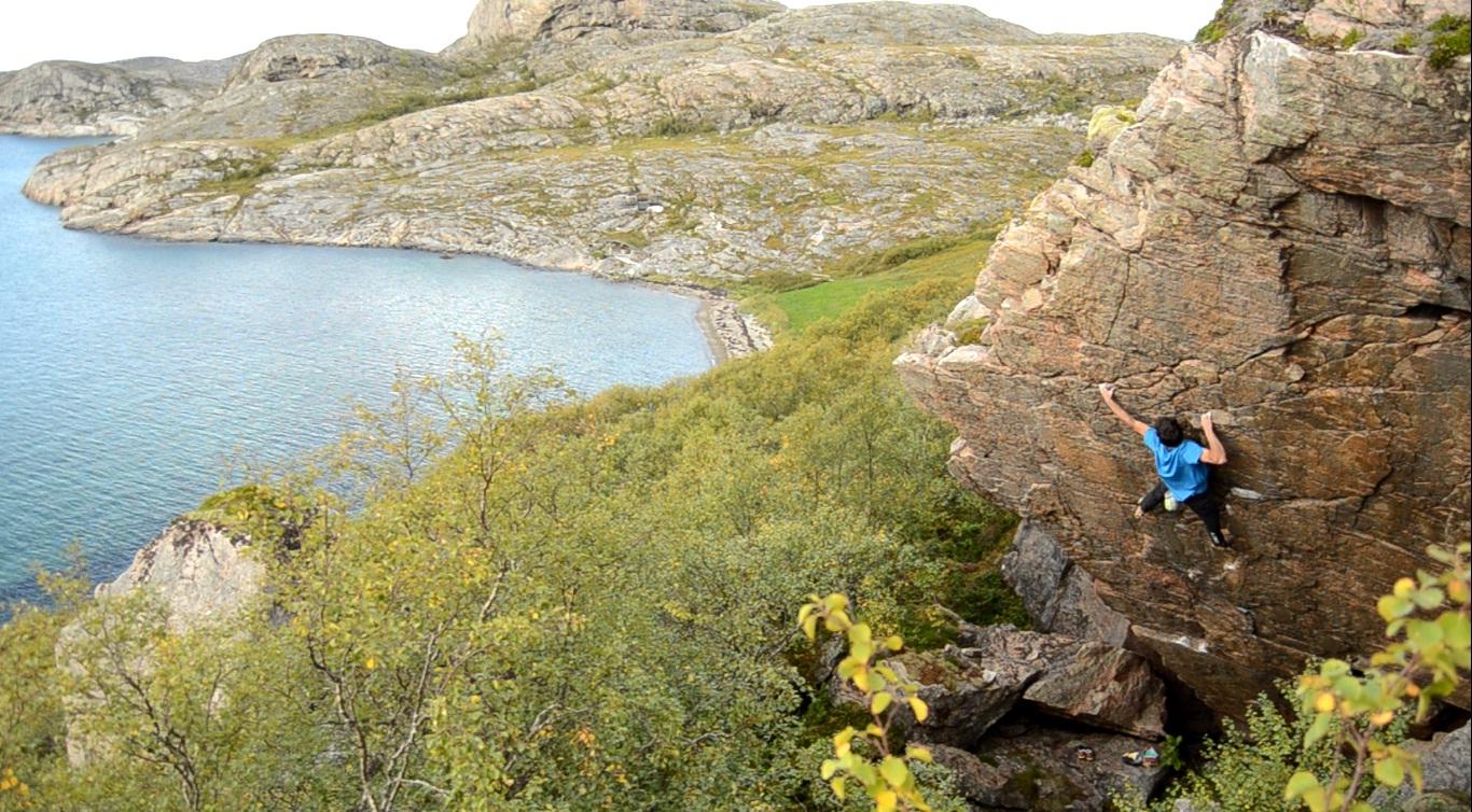 Niccolo Ceria Climbing Adventures Scandinavian Files 39 Days In The North