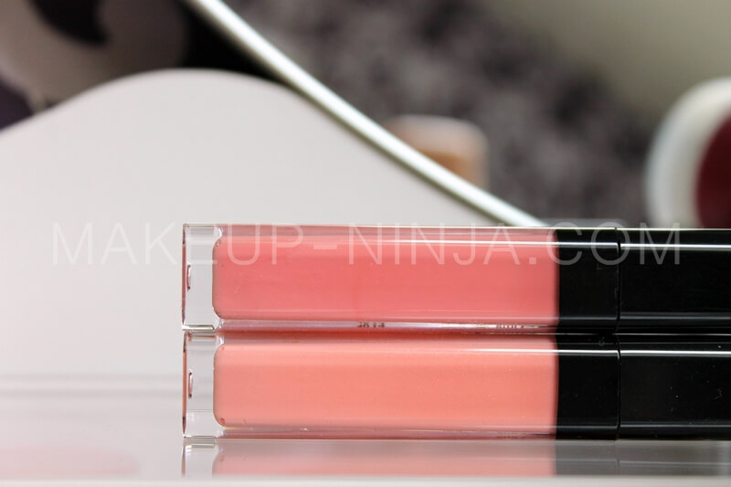 TANYA BURR LIP GLOSS - JUST PEACHY & AFTERNOON TEA review recenzija