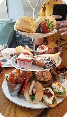 cuthberts bakehouse afternoon tea liverpool