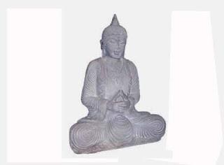 Patung Buddha Batu dibuat dengan cetakan silikon