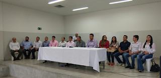 Prefeito de Cuité é o novo presidente do Consórcio Público Intermunicipal de saúde da região