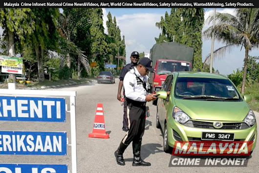Speeding, the number one traffic offence on Malaysian roads this Raya: Police