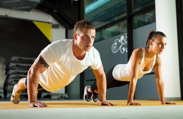 Manfaat, Cara dan Variasi Push Up
