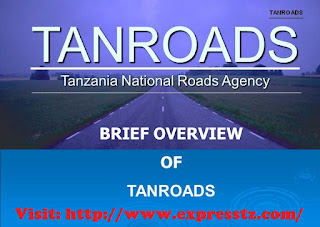 Job Opportunities at Tanzania National Roads Agency (TANROADS) Moshi