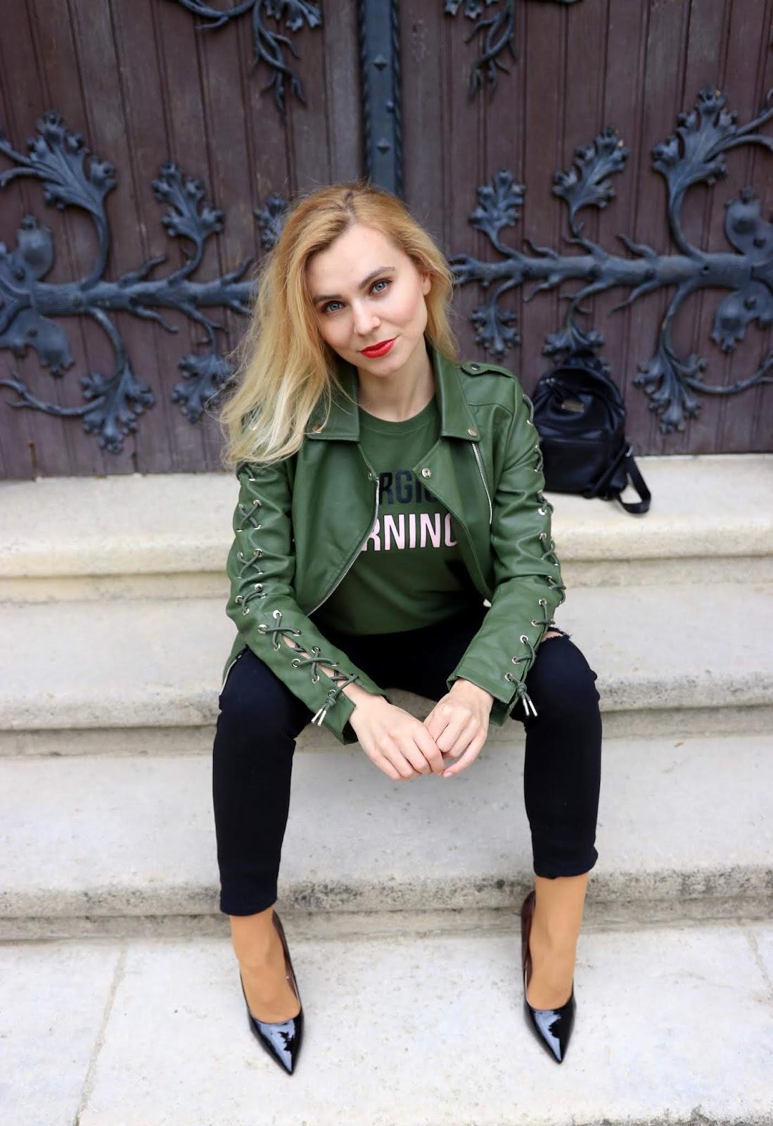 outfit, moda blogger