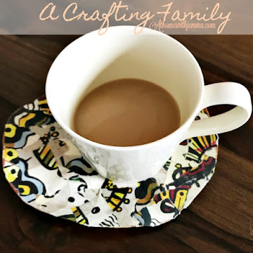 A Family That Crafts Together