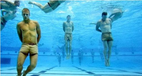 Navy Seal Teaches Step-By-Step Guide On How You Can Survive Drowning. MUST READ!
