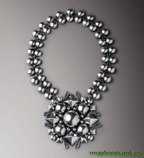Jewelry Trends Bottega Veneta Fall Winter Jewelry