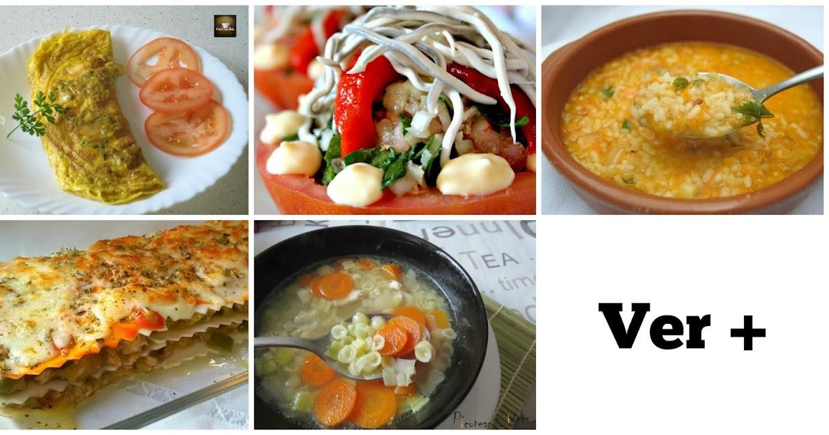 Recetas f cil con bela recetas light bajas en calor as - Tortilla francesa calorias ...