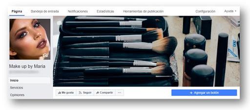Personalizar página para generar ventas - MasFB