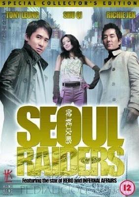 Sinopsis film Seoul Raiders (2005)