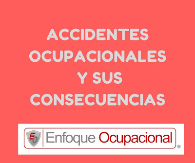 Accidentes Ocupacionales, Consecuencias Psicológicas.