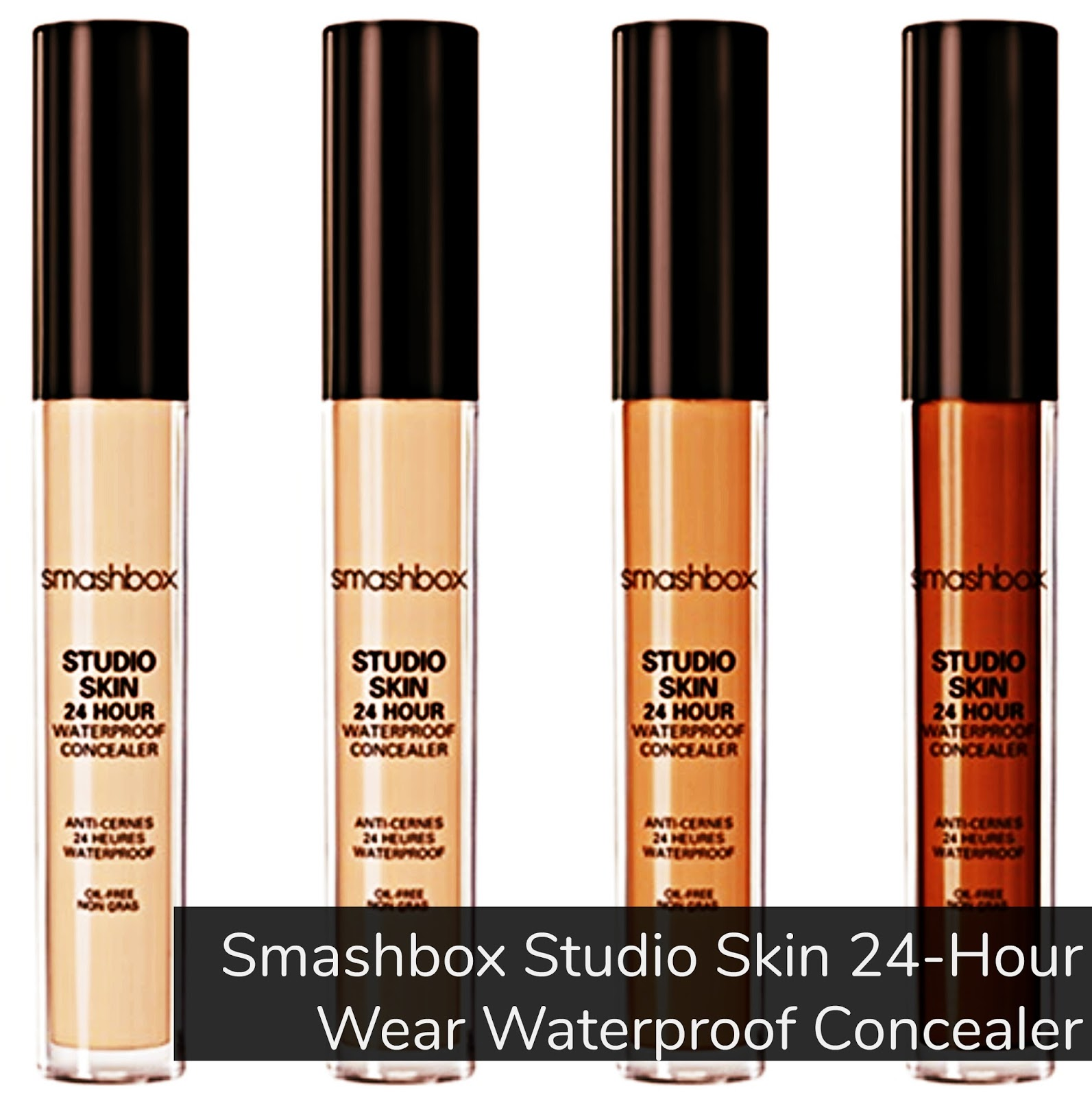 Click here to buy Smashbox Studio Skin 24-Hour Wear Waterproof Concealer for blemish-free skin