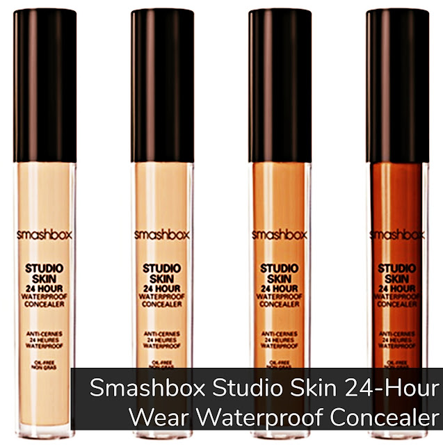 Click here to buy Smashbox Studio Skin 24-Hour Wear Waterproof Concealer for blemish-free skin