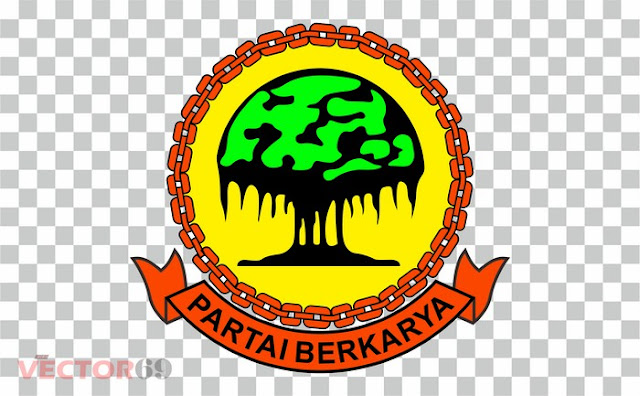 Logo Partai Berkarya - Download Vector File PNG (Portable Network Graphics)
