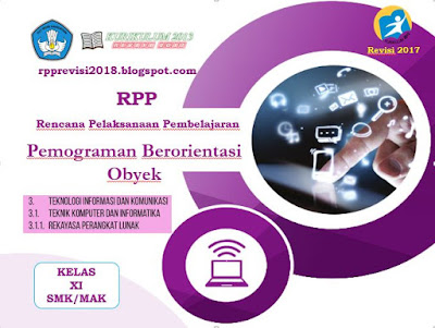 Rpp Pemrograman Berorientasi Objek Smk Kurikulum 2013