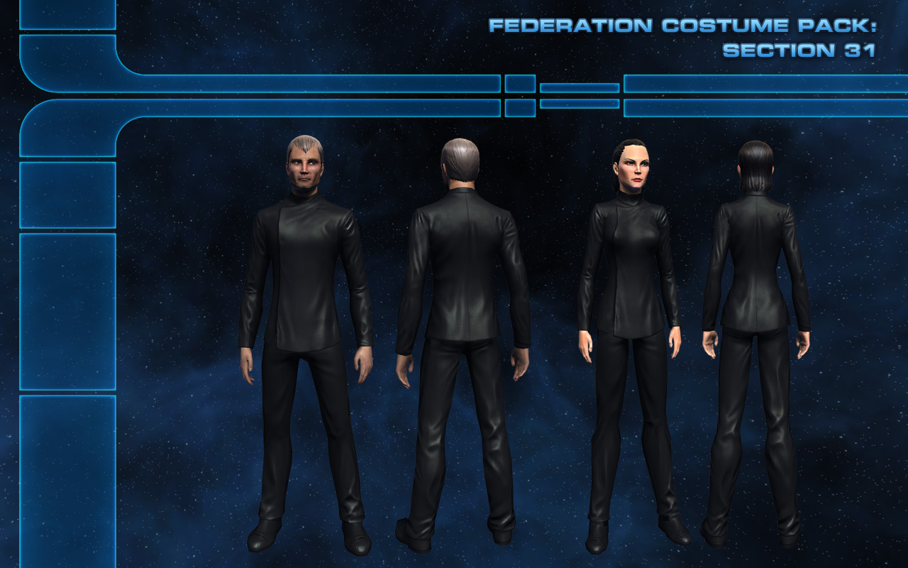 The Trek Collective Sto Section 31 And The Enterprise F